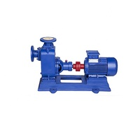 ZW self-priming sewage pump Centrifugal pump End suction pump