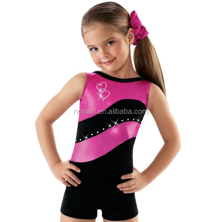 High Quality Plus Size School Girl Leotards Shorts Wear - Buy Leotards Shorts,School -7783