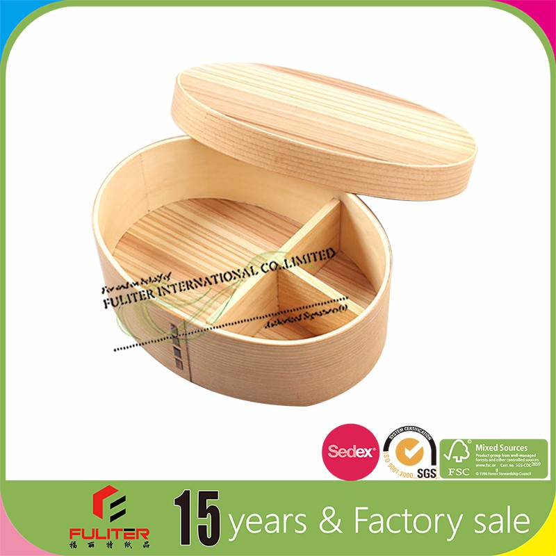 bamboo lunch bento box wood 3 compartment buy bento box wood bamboo bento box bento lunch box. Black Bedroom Furniture Sets. Home Design Ideas