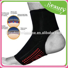 ankle support , ADE109, support wrap neoprene adjustable plastic ankle brace