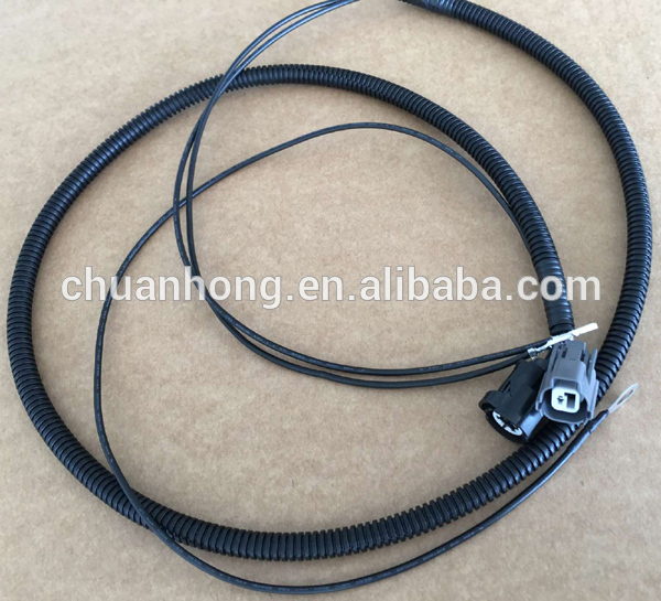 A/c Compressor Clutch Wiring Pigtail Connector Honda Accord 2.4l I4 on