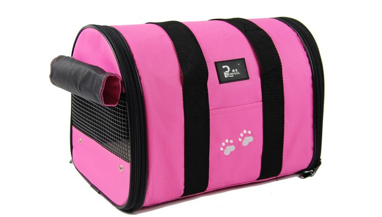 2015 Comfort Carrier Soft Sided Pet Travel Carrier Petmate