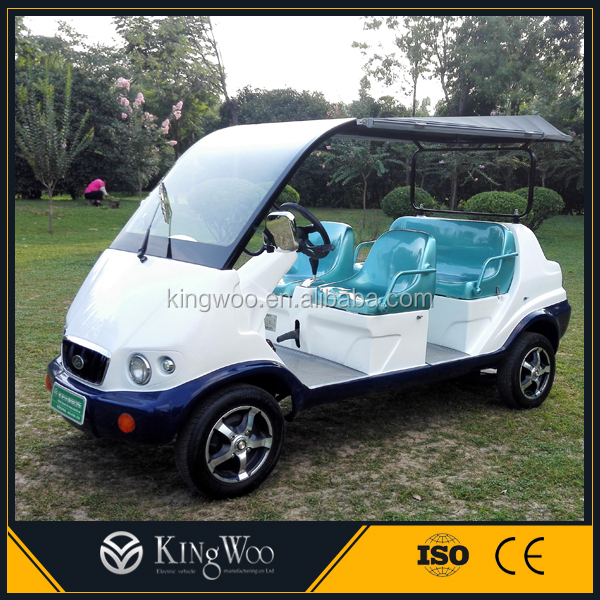 Electric 4 Seat Cheap Old Golf Carts For Sale