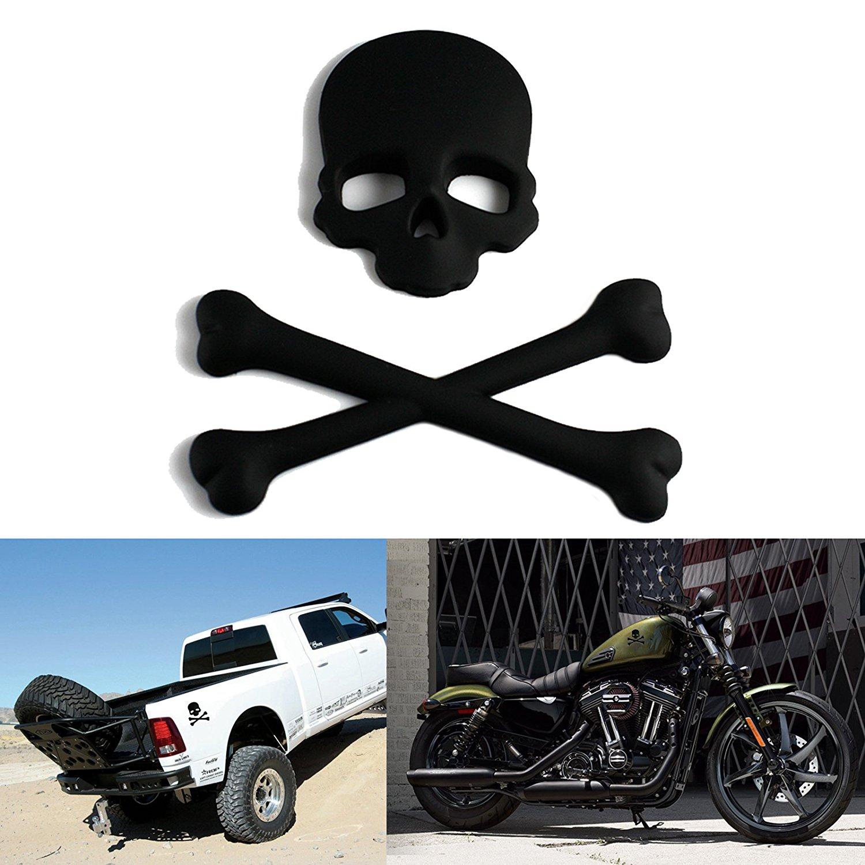 Buy Xotic Tech Cross Bones Skull Skeleton Matte Black