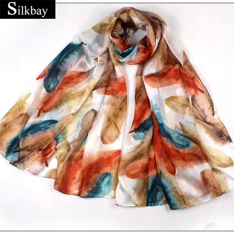Top supplier women hijab 100% natural silk scarves scarf hat glove sets