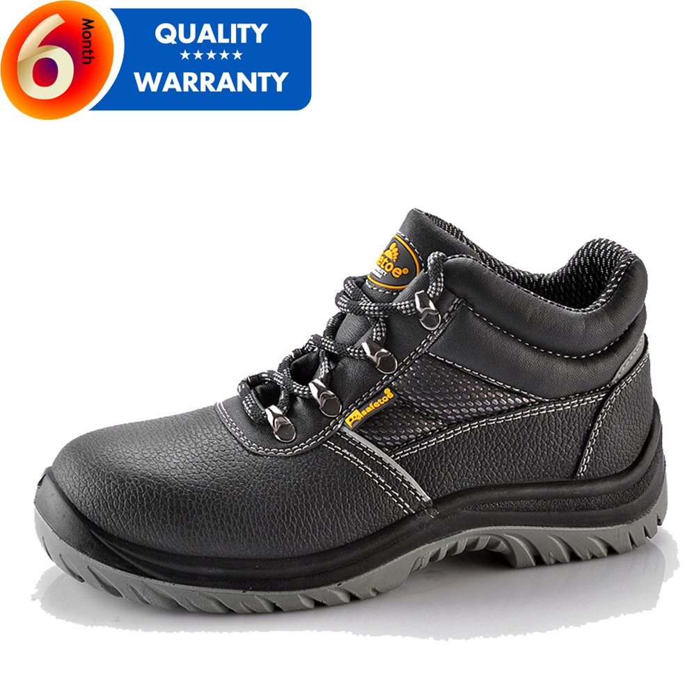 Boots Low Price Steel Toe Work Shoes