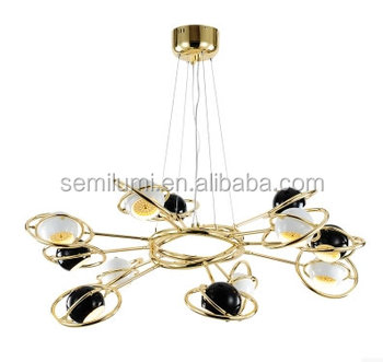 suspension Et suspension Suspension Suspendue Européenne Planète Planète Lampe Galaxies Buy Cosmo Cosmo Product N0m8nvw