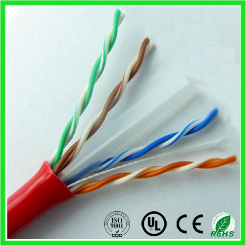 Ethernet Cat 6 Cable ATM 155Mbps Network, china factory supply lan cable
