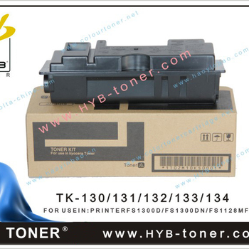 compatible Printer TK130 toner for kyocera FS-1300D/1300DN/1128