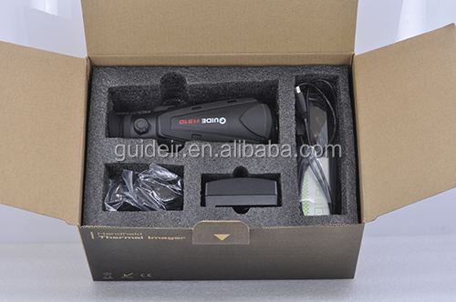 monocular portable handheld infrared thermal camera and thermal scope