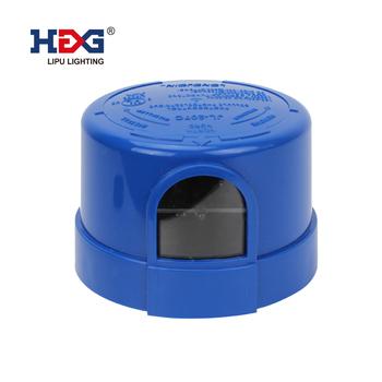 240v Photocell For Lighting Control Light Sensor For