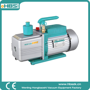 HBS China RS-6 single stage one stage Bus air condition air vacuum pump
