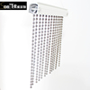 decorative stainless steel metal beaded curtain for room divider