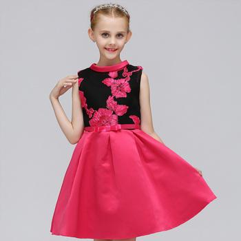 5fb502772e08e Fashion Children Wear For Girls Princess Summer Clothes Designer Dresses  Kids European Style Suits Famous Party Dress - Buy Party Wear Dresses For  ...