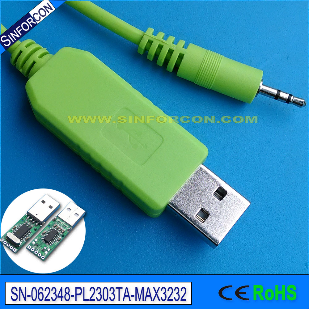 PL2303 USB to UART Bridge Drivers Windows