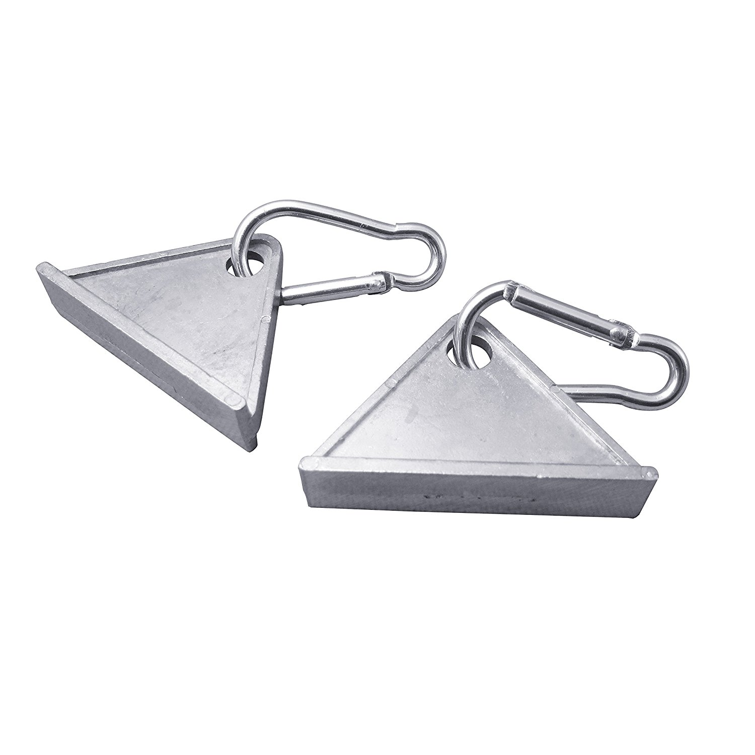 Boeray Metal Hanger Hook Clip Clamp for Aluminum Extrusion with Profile 2020 20x20mm Slot 6mm 4pcs