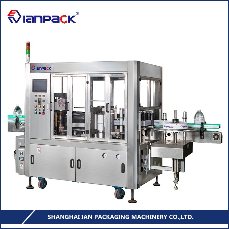 3000-36000BPH Fully Automatic BOPP Hot Melt Glue Labeling Machine