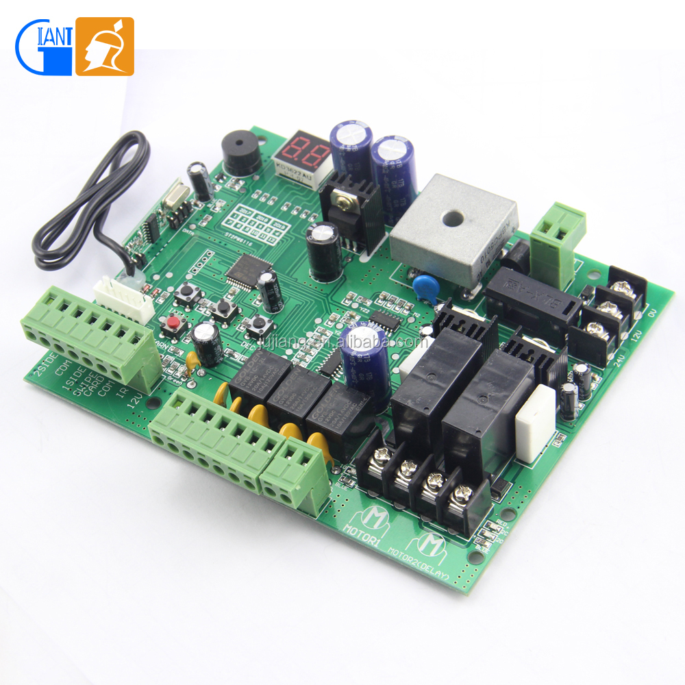 Automatic Door Pcb Assembly Wholesale Suppliers Alibaba Opener Remote Control Board Circuit From Reliable
