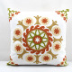 wholesale custom Linen Pillow Cover Embroidered for African family