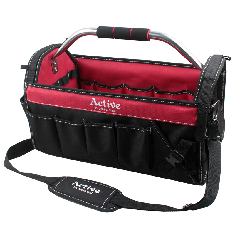 Hot Sale polyester material waterproof durable folding rolling tool bag