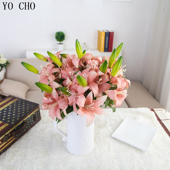 Yo cho wedding party background artificial flowers making for home yo cho wedding party background artificial flowers making for home decoration decorative artificial silk flowers mightylinksfo