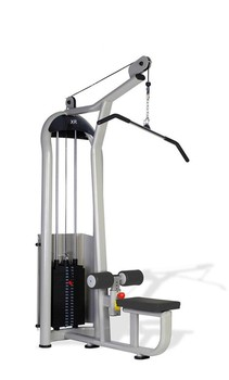 fitness equipment lat pulldown commercial gym equipment high