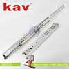 furniture drawer hardware parts heavy duty slide ball bearing drawer slides telescopic channels (Y45310)