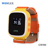 Wonlex Popular Emergency GPS Tracker Security Kids Smart Watch GSM Mobile Phone GW300
