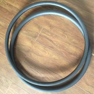 best selling mtb bike rim 27.5 inches asymmetric 28mm and 35mm width hookless carbon rims 650B