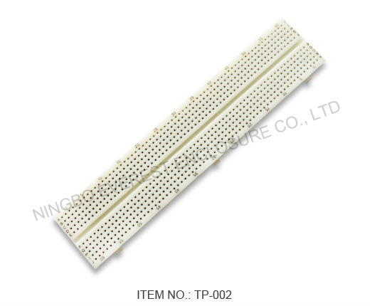 Advanced integrated circuit, 630PTS solderless breadboard