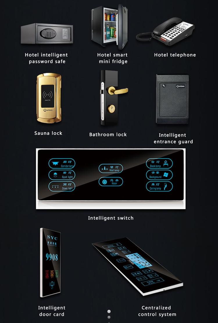 Orbita T57 Thẻ RF Cùng Một Key RFID Hướng Dẫn Vận Hành Phần Mềm Không Tiếp Xúc Kỹ Thuật Số KHÁCH SẠN Cửa Khóa