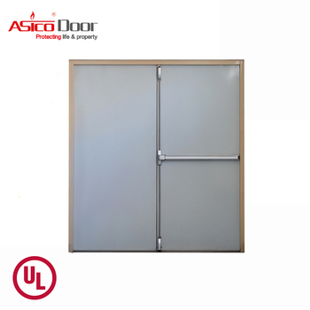 ASICO UL Listed Fire Rated Steel Acoustic Door For Interior, View acoustic  door, ASICO Product Details from Qingdao Volno Industry & Trade Co , Ltd