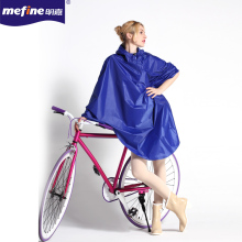 fashion durable high quality waterproof eco-friendly bicycle rain poncho