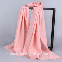 2017 high-end words print modal cashmere scarf