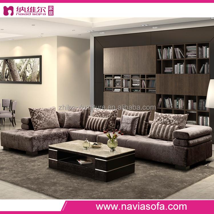 Fantastische ontwerp arabisch moderne stof couch woonkamer ...