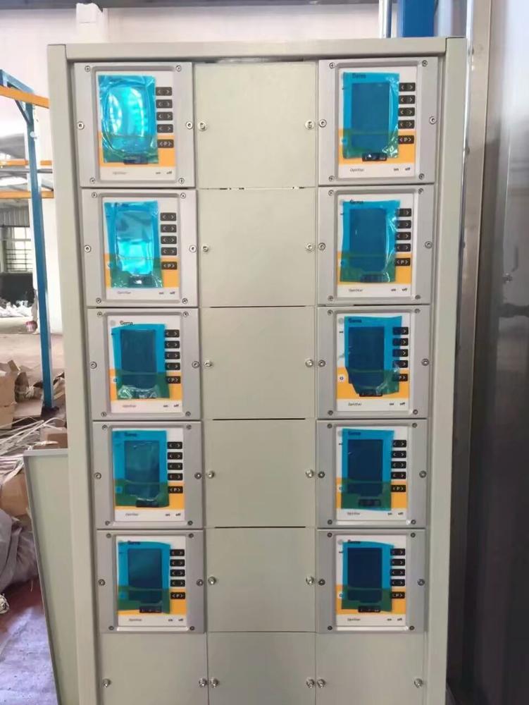 Gema optiflex 2F manual electrostatic powder coating machine