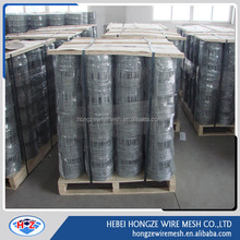 Factory Direct Sale Galvanized no ga;vanized Grassland Field Wire Mesh / livestock solution 6ft wire mesh fence