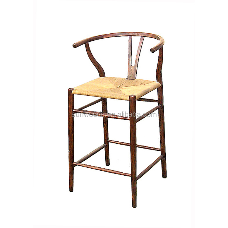 Hot selling bentwood dining outside solid wood dining chair