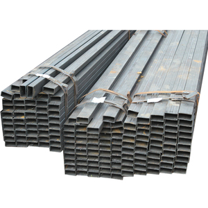 black iron square tube mild hollow ms steel pipe required in bulk