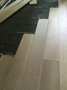Decorative Materials Wood Floor With Various Colors