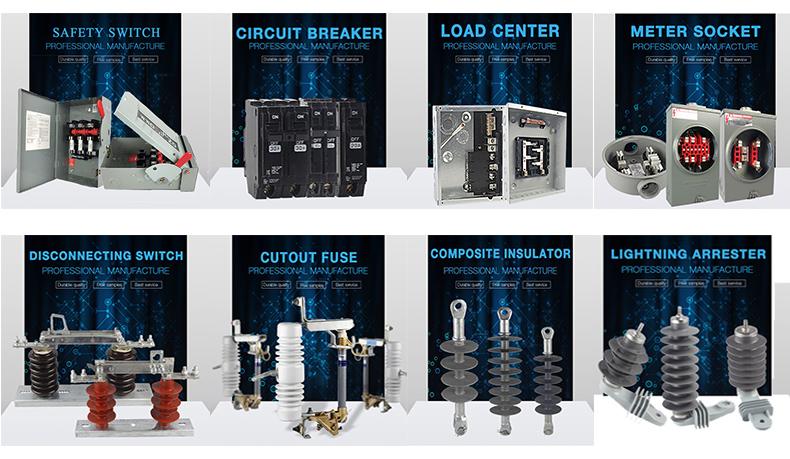 Zhejiang Meto Electrical: China Single Pole Hot Electrical 4 Amp Circuit Breaker