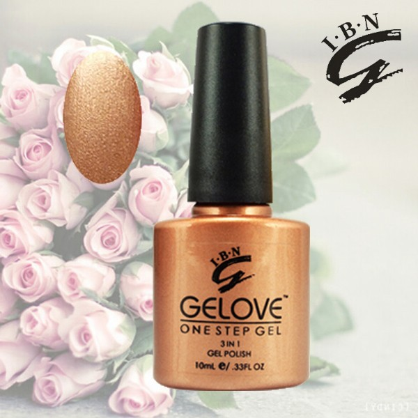 IBN crystal colors ,amazing gel nail polish color