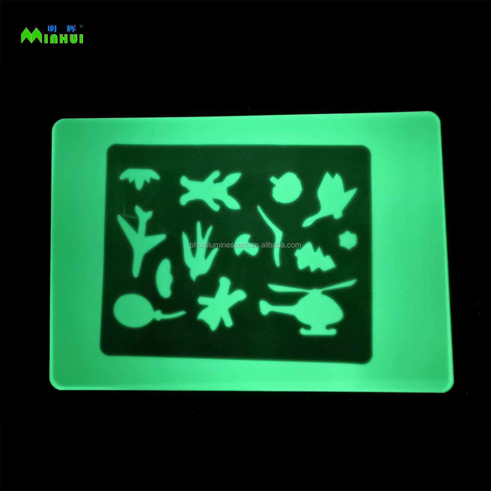 Glow In The Dark Drawing board For Kids