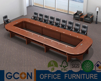 Large Flexible Sectional Modular Conference Meeting Boardroom Table - Large boardroom table for sale