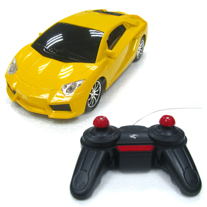 Electric Small Remote Control Car Toys Rc Car 4 Channels 1