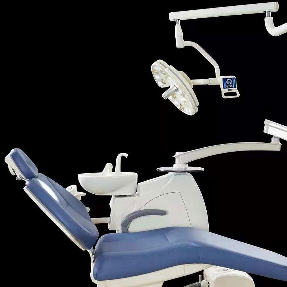 dental chair implant LED light shadowless surgical led oral lamp dental light