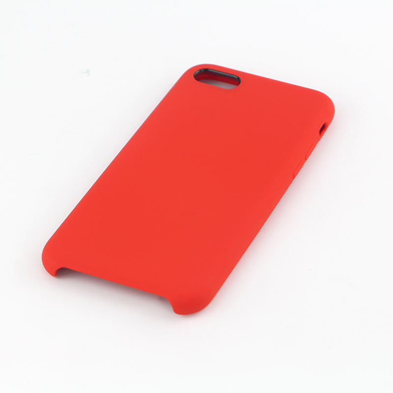 2017 new product original silicone mobile cellphone case with different colors optional