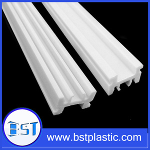 Seamless rail building plastic material can be customized