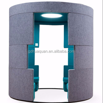 office pod furniture. Unique Pod Foshan Huaquan Round Office Meeting Pod Furniture Throughout A