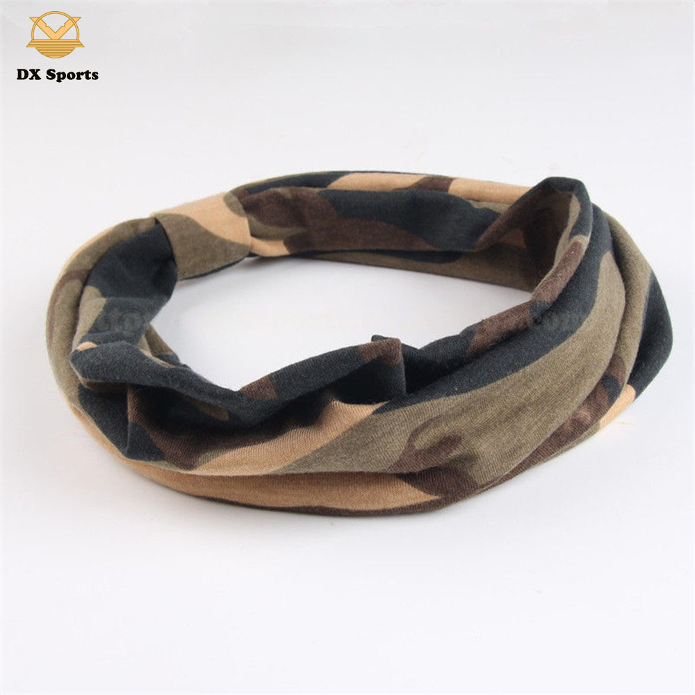 New Woman Hair Accessories Head Accessories Sports Fabric <strong>Headband</strong> With irregular Printing Headwrap For Woman Girls Lady